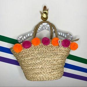 NEW Summer tote picnic purse bag